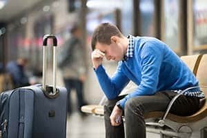 Why does losing time always make the jet lag worse than gaining it?